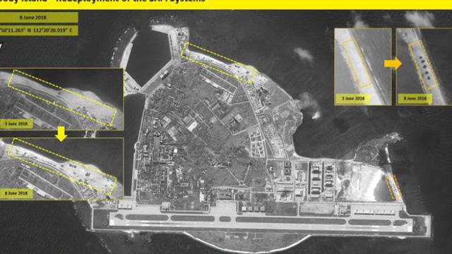 CNN: Tên lửa Trung Quốc lại ngang nhiên tái xuất hiện ở đảo Phú Lâm