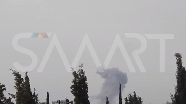 Nga ồ ạt dội bão lửa trừng trị phiến quân Al-Qaeda Syria