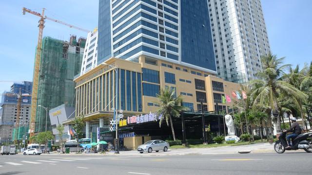 Chủ tịch Đà Nẵng yêu cầu phải thực hiện tháo dỡ hạng mục sai phép của Mường Thanh