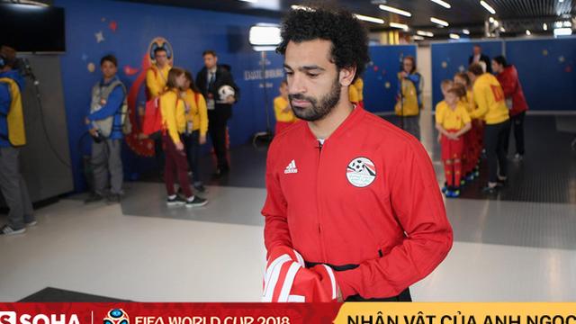 """""""Cái chết"""" đau đớn ở phút cuối và nỗi buồn vô hạn của Salah"""