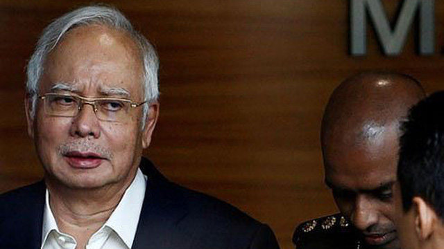 Cựu Thủ tướng Malaysia Najib Razak đối mặt với án phạt 7 năm tù