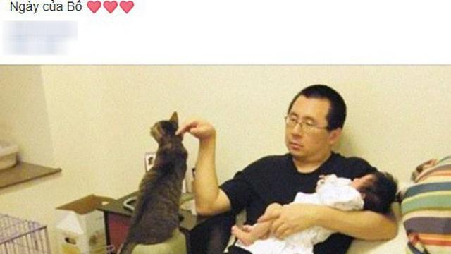 """Bộ ảnh """"cha, con gái và thú cưng"""" chụp trong 10 năm đốn tim MXH và sự thật bất ngờ về thông điệp đằng sau"""
