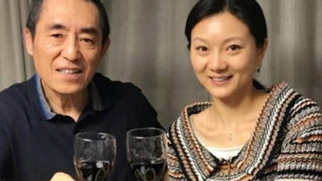 Lần hiếm hoi Trương Nghệ Mưu khoe vợ trẻ trước truyền thông