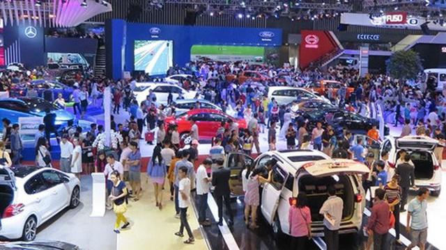 Vắng ô tô Thái Lan, cả tuần Việt Nam chỉ nhập khẩu hơn 100 xe con