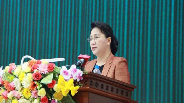 Chủ tịch Quốc hội nói về dự luật đặc khu và luật an ninh mạng