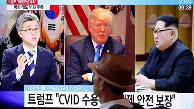"""Phi hạt nhân hóa: Ván cờ """"tất tay"""" của cả Mỹ và Triều Tiên"""