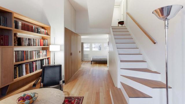 Căn hộ 33m² ấn tượng với những giải pháp tiết kiệm không gian thông minh
