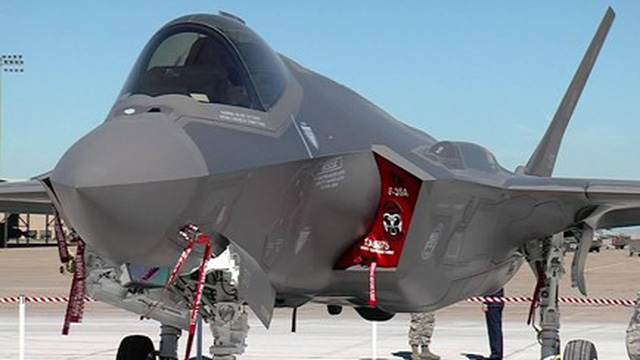 """Mặc Quốc hội Mỹ phản đối, F-35 vẫn công khai """"lọt"""" vào tay Thổ Nhĩ Kỳ"""