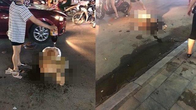 Khởi tố ba bị can trong vụ người phụ nữ bị đánh ghen, lột đồ, đổ nước mắm lên người
