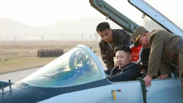 """Sức mạnh không quân Triều Tiên chỉ là """"chuyện hài"""""""