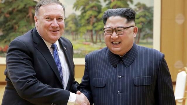 Ngoại trưởng Mỹ sắp đến Triều Tiên lần 3