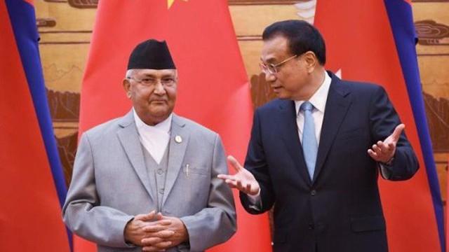 Nepal quyết giữ cân bằng quan hệ với Trung Quốc, Ấn Độ