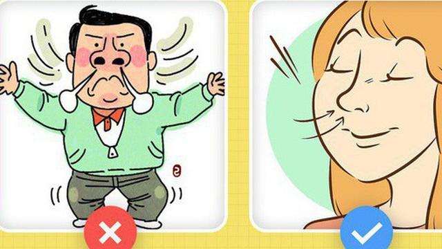 Bí kíp 5s giúp bạn đánh bật mọi lo lắng, căng thẳng lấy lại bình tĩnh khi đi thi