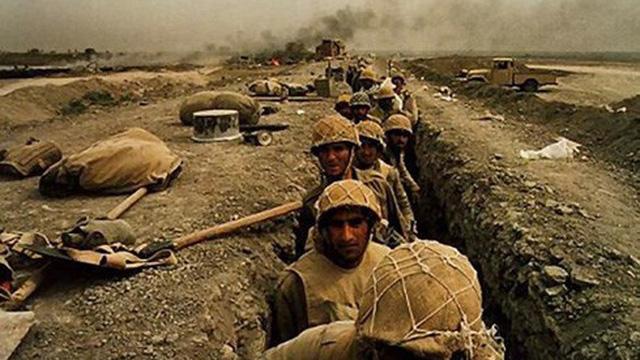 Cuộc chiến tranh khốc liệt Iran-Iraq 1980-1988