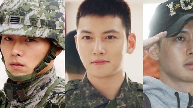 kim hyun joong dàn mỹ nam xứ hàn khi vào quân ngũ người đẹp xuất