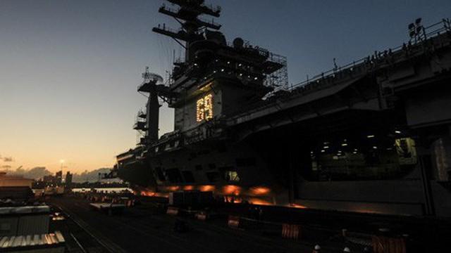 Cơ sở Hải quân Mỹ liên tục nhận đe dọa bí ẩn