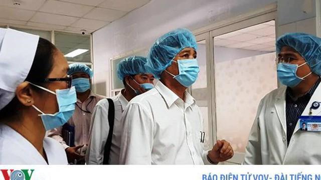 Ca nhiễm cúm A/H1N1 đầu tiên ở Bà Rịa – Vũng Tàu đã xuất viện