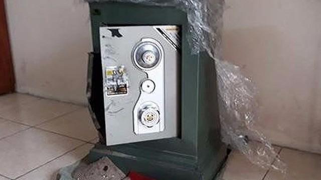 Bắt siêu trộm phá 6 két sắt, trộm gần 4 tỷ đồng