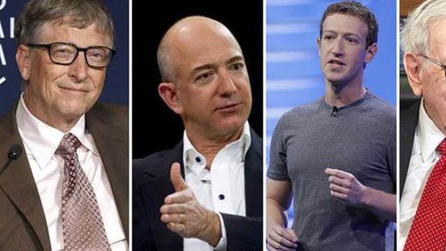 Tin được không: Con người thực sự đã giàu hơn các tỷ phú trong phim siêu anh hùng