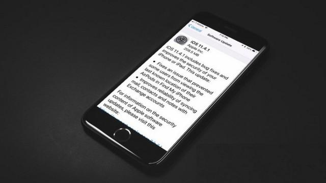 Tính năng chống bẻ khóa trên iOS 11.4.1 vừa ra mắt đã gặp lỗi nghiêm trọng