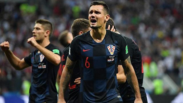 """Bị chê chơi bóng """"bẩn"""", hậu vệ Croatia vỗ ngực tự nhận xuất sắc bậc nhất thế giới"""