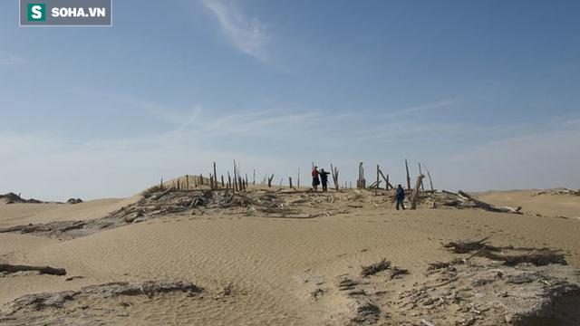 Bí ẩn trăm năm của thành phố cổ trên Con đường Tơ lụa: Khoa học chưa tìm ra