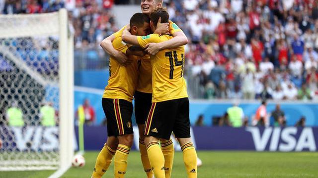 KẾT THÚC Bỉ 2-0 Anh: Khuất phục Sư tử, bầy Quỷ đỏ có đỉnh cao lịch sử