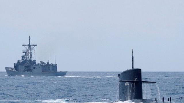 Nhà thầu quốc phòng Mỹ tiết lộ kế hoạch tàu ngầm của Đài Loan