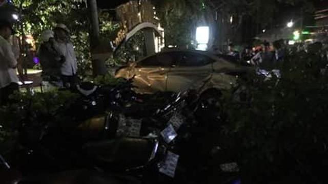 Khởi tố tài xế ô tô tông chết 2 nữ sinh