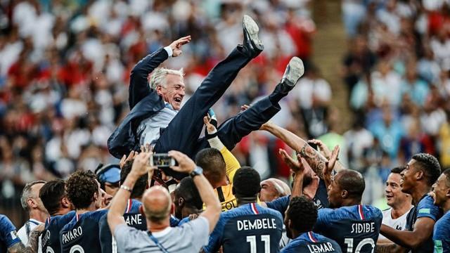 Pháp vô địch World Cup là nhờ… người Italia