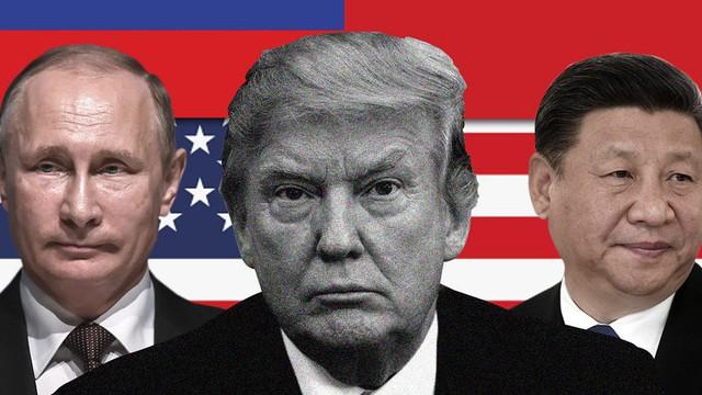 Mỹ-Nga liên thủ đối đầu 'kẻ thù' Trung Quốc, tại sao không?