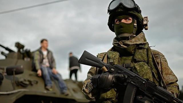 Loại vật liệu giúp xe tăng và binh sỹ Nga trở nên vô hình