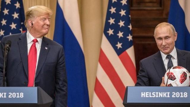 Ông Trump gây cảm tình để thực hiện chiến lược tách Nga khỏi Trung Quốc?