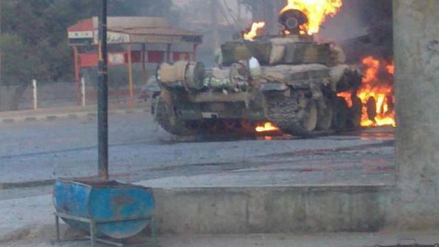 Quân đội Syria đã khiến phiến quân hứng chịu thất bại tồi tệ nhất trong 7 năm qua