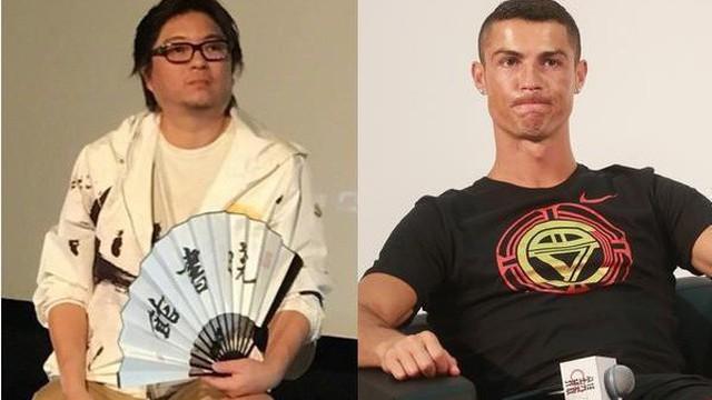 MC nổi tiếng Trung Quốc hỏi một câu khiến Ronaldo tức tối bỏ về giữa cuộc phỏng vấn