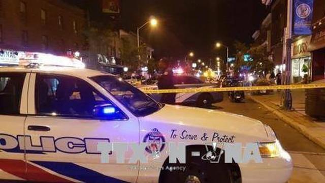 Canada: Kinh hoàng người đàn ông nã khoảng 25 phát súng làm nhiều người bị thương