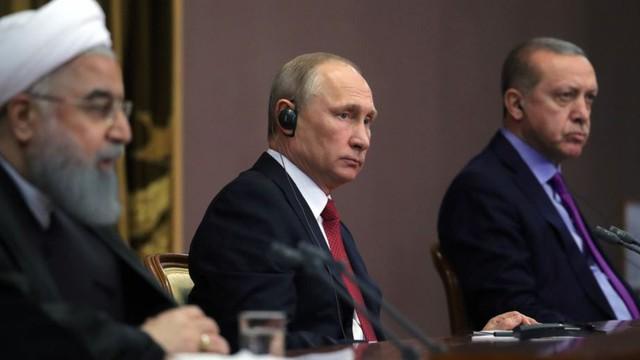 """Nga cố tình """"lảng tránh"""" Israel, Iran """"được đà"""" tiếp tục ở lại Syria?"""