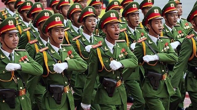 Vì sao cục trưởng của Bộ Công an có cấp bậc hàm trung tướng?