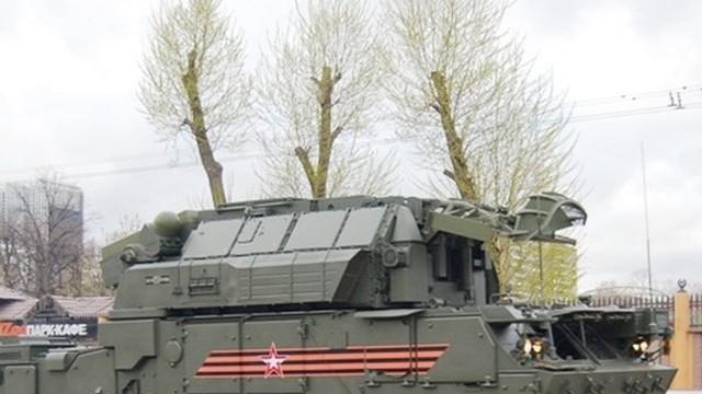 Nga xuất trận tên lửa Tor-M2 đánh bại đợt tấn công căn cứ tại Syria