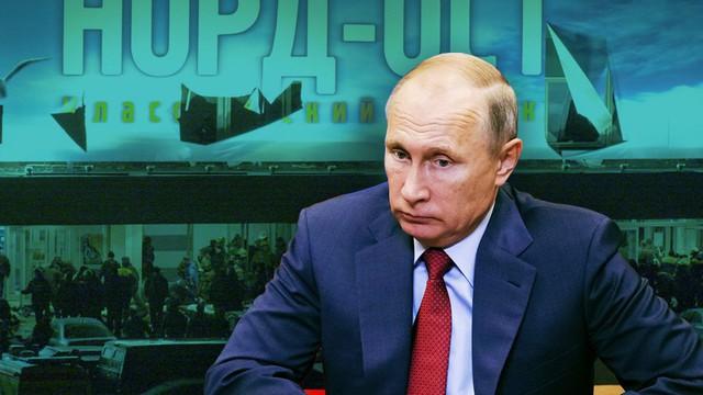 """Quyết định """"liều lĩnh"""" của TT Putin trong thảm kịch bắt cóc đen tối nhất lịch sử Nga"""