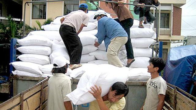 Hỗ trợ nhân dân tỉnh Lai Châu gặp thiên tai hơn 618 tấn gạo