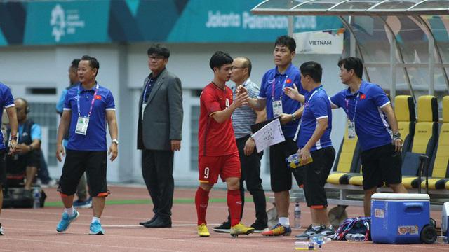 Vùi dập U23 Pakistan, HLV Park Hang-seo vẫn không hài lòng với U23 Việt Nam