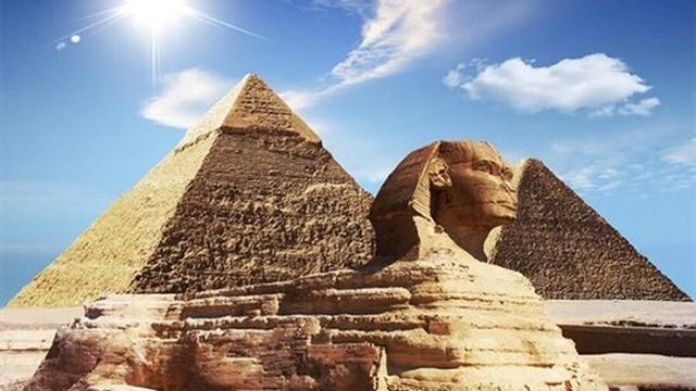 Bí ẩn về bức tượng nhân sư 'đầu người, mình sư tử' mới được tìm thấy