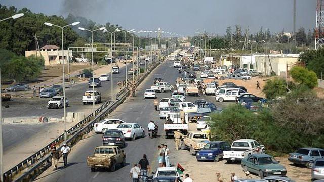 45 cựu quân nhân Libya bị kết án tử hình vì giết người biểu tình năm 2011