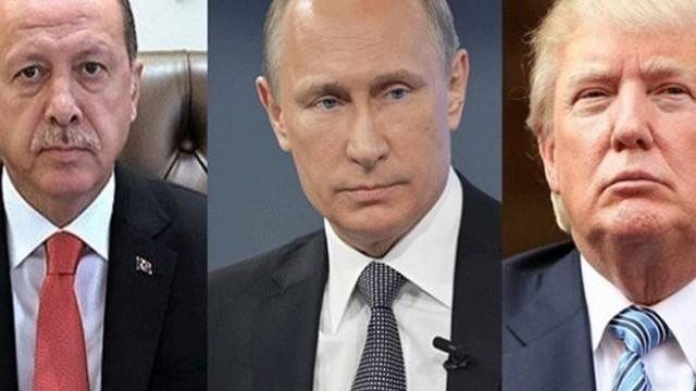 """Nga """"ngư ông đắc lợi"""" khi Mỹ-Thổ Nhĩ Kỳ nổ ra cuộc chiến"""