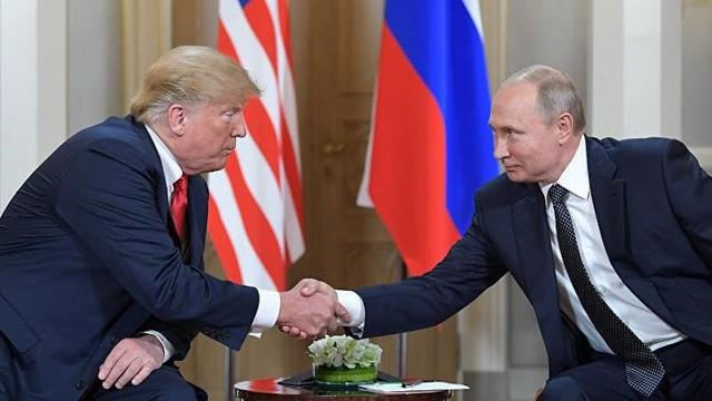 Hai ông Trump, Putin thống nhất Iran phải rút khỏi Syria 