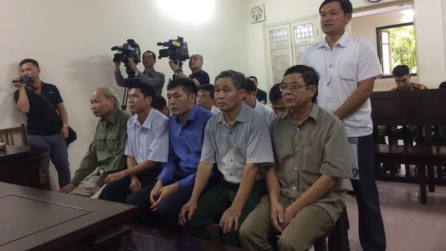 Xử phúc thẩm sai phạm đất đai ở Đồng Tâm: Vì sao một cựu cán bộ không được giảm án?