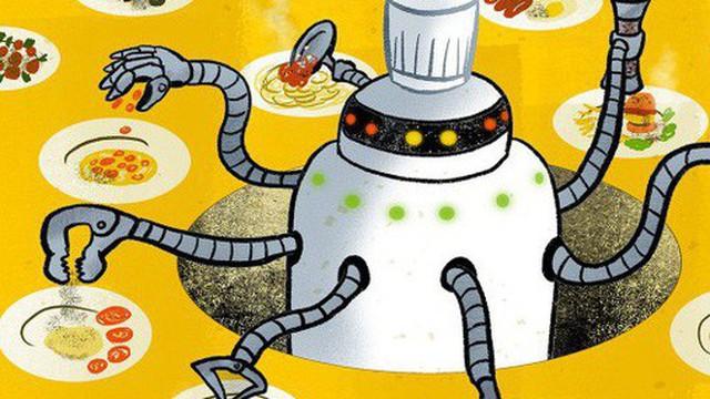 Cuộc xâm lăng không mấy ngọt ngào của robot đầu bếp thời 4.0