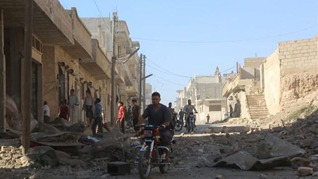 Anh sẽ dừng một số chương trình hỗ trợ cho phe đối lập Syria