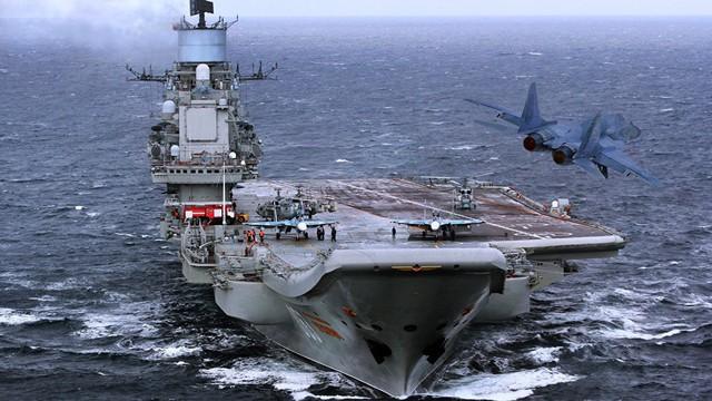 Vì sao Nga chưa từng trở thành cường quốc tàu sân bay?